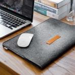 Inateck Macbook Air / Macbook Pro Sleeve Çanta (13-13.3 inç)-Dark Gray