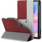 Infiland Galaxy Tab S6 Lite Kalem Bölmeli Kılıf (10.4 inç)
