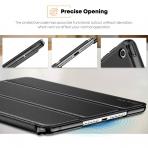 Infiland iPad Mini 5 Kalem Bölmeli Kılıf (7.9 inç)-Black