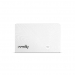 Innway Card İnce Bluetooth İzleme Cihazı-White