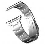 JETech Apple Watch Paslanmaz Çelik Metal Kayış (42mm)