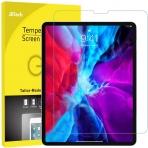 JETech iPad Pro Temperli Cam Ekran Koruyucu (12.9 inç)(4.Nesil)