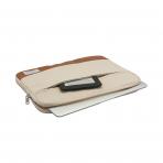 Johnny Urban Kanvas Laptop Çantası (15inç)-Sand
