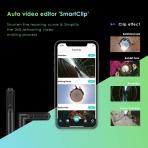 KanDao QooCam 4K 360 ve 3D VR 180 Kamera
