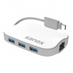 Kanex USB-C to USB Hub/Gigabit Ethernet