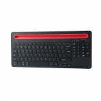 Keywin Bluetooth Touchpad Klavye (Black)