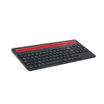Keywin Bluetooth Touchpad Klavye (Black)