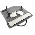 Kinmac Sleeve Çanta (11 inç-13.3 inç)-Grey