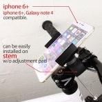 Koomus BikeGo 2 Bisiklet İçin Akıllı Telefon Tutucu