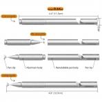 LACORAMO Stylus Kalem-Silver