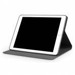 LI-LOVE iPad PU Deri Kılıf (10.2 inç )(7. Nesil)-Alpaca