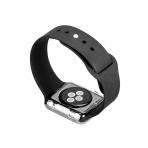 LUVVITT Apple Watch Şeffaf Kılıf (38 mm)