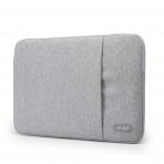 Lacdo MacBook Pro 15 inch Su Geçirmez Çanta-Gray
