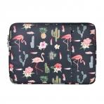 Lamyba MacBook Pro Laptop Sleeve (13 inç / Touch Bar)-Flamingo
