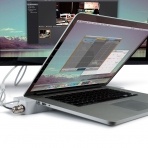 LandingZone Macbook Pro Retina Docking Station (15 inç)