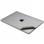 Leze MacBook Air Tam Koruma Çıkartması (13-13.3inç)(Space Gray)