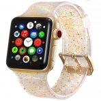 Libra And Gemini Apple Watch Kayış (38mm)