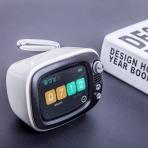 Lofree QTV Bluetooth Wireless Hoparlör-White