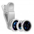 Luxsure 3lü Telefon Kamera Lensi