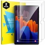 MoKo Galaxy Tab S7 Plus Cam Temperli Ekran Koruyucu (2 Adet)