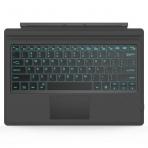 MoKo Microsoft Surface Pro 4 LED Kablosuz Bluetooth Klavye