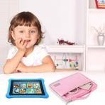 MoKo Tablet Çantası (8 inç)-Pink