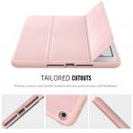 MoKo iPad Kalem Bölmeli Kılıf (10.2 inç)(7.Nesil)-Rose Gold