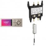 Moen U Shower Akıllı Duş Kontrol Cihazı (2 Çıkışlı Dijital Valf ve Batarya Dahildir)