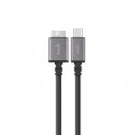 Moshi USB-C to Mikro-B Kablo