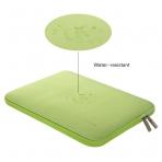 Mosiso Macbook 13 inç Su Geçirmez Çanta-Greenery