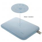 Mosiso Macbook 13 inç Su Geçirmez Çanta-Air Blue