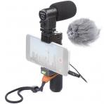 Movo Mikrofonlu Akıllı Telefon Tutucu