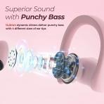 Mpow Flame Lite Bluetooth Kancalı Kulaklık-Pink