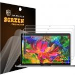 Mr Shield MacBook Pro 15 inç Premium Şeffaf Ekran Koruyucu (3 Adet)