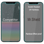 Mr Shield Apple iPhone 12 Temperli Cam Ekran Koruyucu (3 Adet)