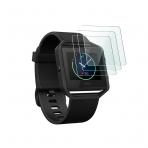 OMOTON Fitbit Blaze Temperli Cam Ekran Koruyucu (3 Adet)