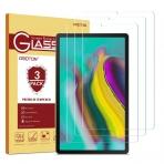 OMOTON Galaxy Tab S5e Temperli Cam Ekran Koruyucu (10.5 inç)(3Adet)