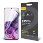 Olixar Samsung Galaxy S20 Plus Ekran Koruyucu Film (2 Adet)