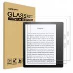 Orzero Kindle Oasis Temperli Cam Ekran Koruyucu (2 Adet/7 inç)