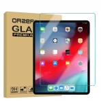 Orzero iPad Pro Temperli Cam Ekran Koruyucu (12.9inç)(2018)(2Ad)