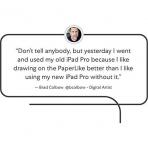 PaperLike iPad Pro Nanodots Mat Ekran Koruyucu (11 inç)(2 Adet)