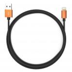 Pawtec Alpha Seri Lightning to USB Kablo (1M)