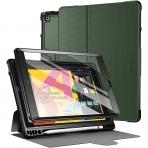 Poetic iPad Explorer Serisi Kalem Bölmeli Kılıf (10.2 inç)