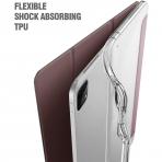 Poetic iPad Pro Lumos X Serisi Kalem Bölmeli Kılıf (11 inç)(2.Nesil)-Rose Gold