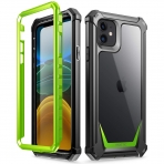 Poetic iPhone 11 Guardian Serisi Kılıf (MIL-STD 810G)-Green