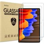 ProCase Galaxy Tab S7 Plus Cam Ekran Koruyucu (2 Adet)