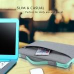 ProCase Laptop Çantası (14/15.6 inç)-Light Grey