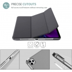 ProCase Apple iPad Pro Kılıf (12.9inç)(4.Nesil)-Grey