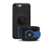 QUAD LOCK iPhone 7 Plus Koşu Seti (Kılıf ve Kol Bandı)
