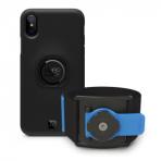 Quad Lock Apple iPhone XS Max Koşu Seti